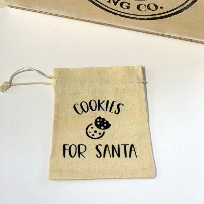 'Cookies for Santa' Bags