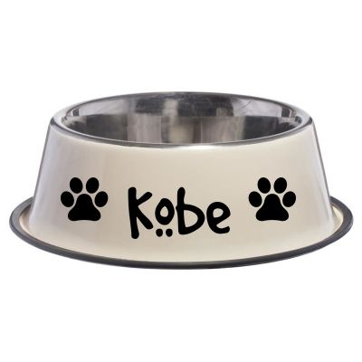 Dog Bowl Name