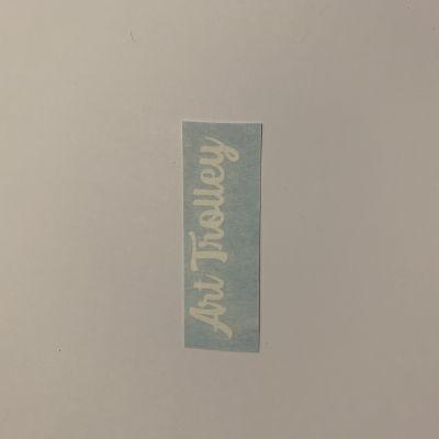 Art Trolley Label