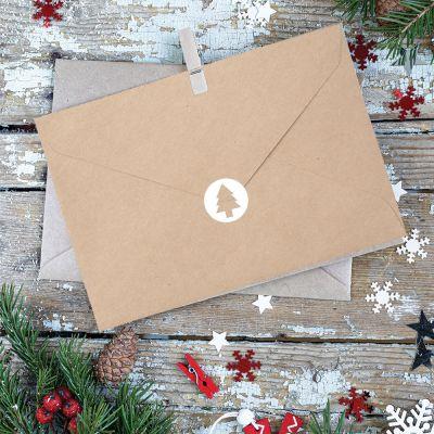 Christmas Envelope Seals