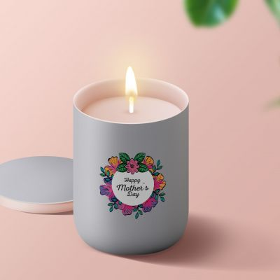 Mother's Day Label - Floral