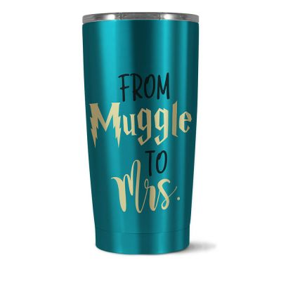 From Muggle to Mrs Decal