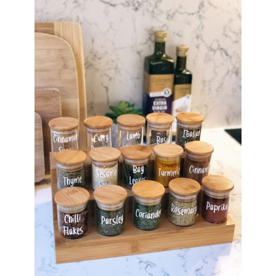 $1.00 Herb and Spice / Small Size Labels