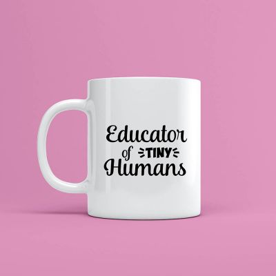'Educator' Decal