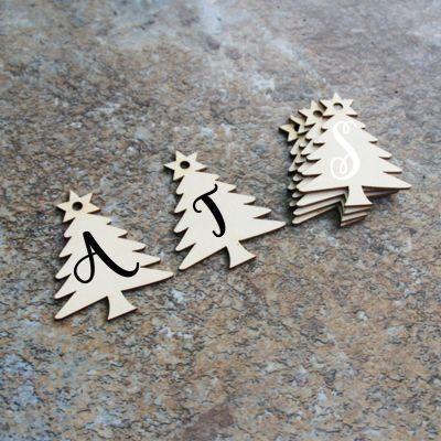 Personalised Tree Ornament